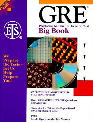GRE: Practicing to Take the General Test: Big Book