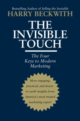 The Invisible Touch: The Four Keys to Modern Marketing - Beckwith, Harry pdf epub