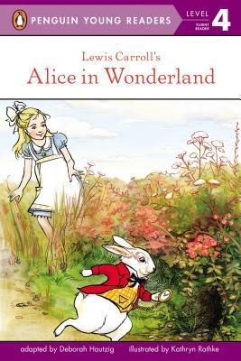 Lewis Carroll's Alice in Wonderland (All Aboard Reading)