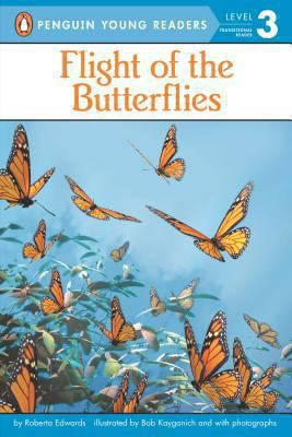 Flight of the Butterflies (All Aboard Reading)
