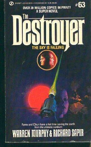 The Sky is Falling (The Destroyer, No. 63)