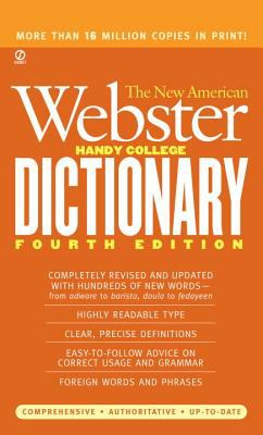 New American Webster Handy College Dictionary