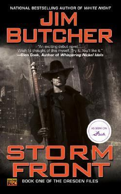 Storm Front Book 1 of the Dresden Files