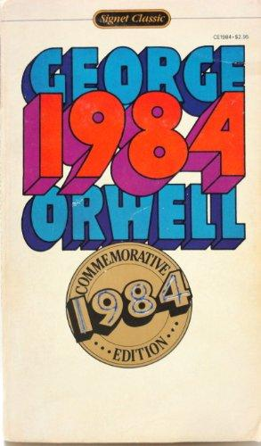 1984: A Novel (Commemorative Edition)