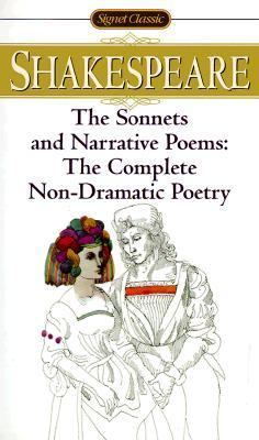 Sonnets Narrative Poems  The Complete Non-Dramatic Poetry With New Literary Criticism and an Updated Bibliography