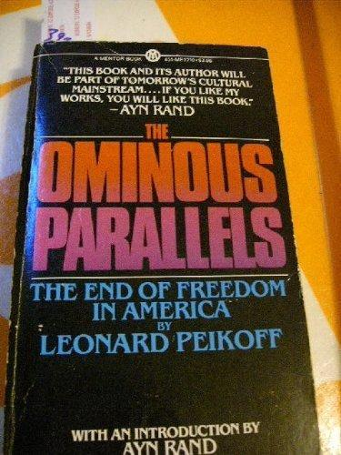 Ominous Parallels (Ayn Rand Library, Vol 3)