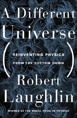 Different Universe Reinventing Physics from the Bottom Down