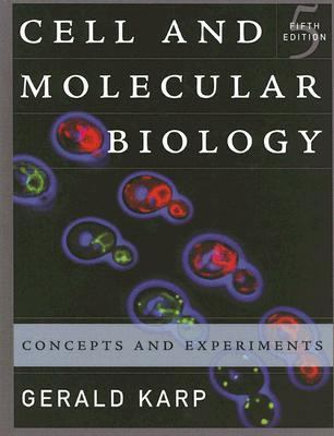 Cell And Molecular Biology Concepts And Experiments