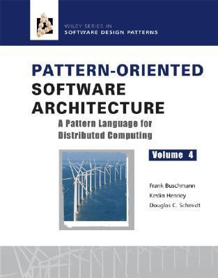 Pattern-oriented Software Architecture A Pattern Language for Distributed Computing