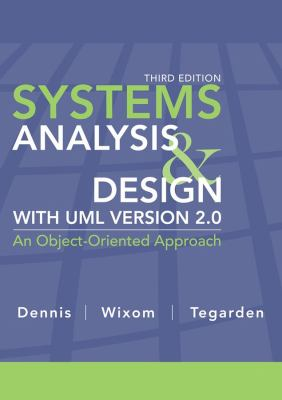 Systems Analysis and Design with Uml Third Edition