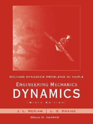 Solving Dynamics Problems in Maple