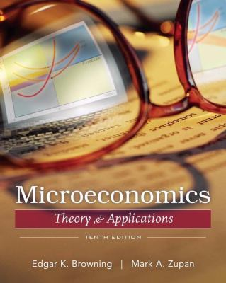 Microeconomic Theory and Applications