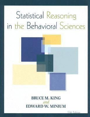 Statistical Reasoning in The Behavioral Sciences