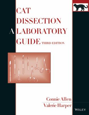 Cat Dissection: A Laboratory Guide