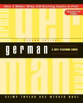 German A Self-teaching Guide