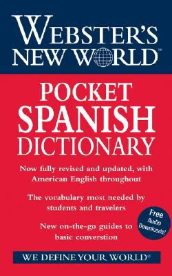 Webster's New World Pocket Spanish Dictionary (2008)