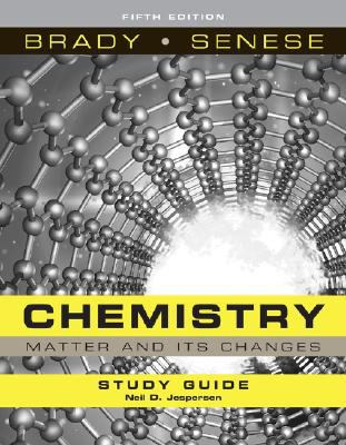 Chemistry, Student Study Guide: The Study of Matter and Its Changes