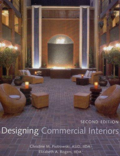 Designing Commercial Interiors, Set