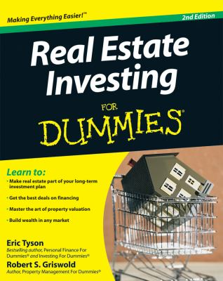 Real Estate Investing For Dummies (For Dummies Series)