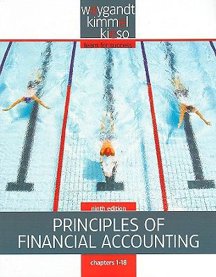 Principles of Financial Accounting, Chapters 1-18