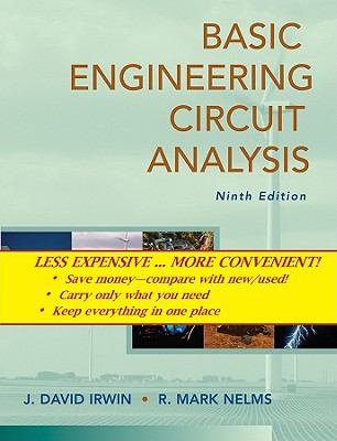 Basic Engineering Circuit Analysis, Binder Ready Version