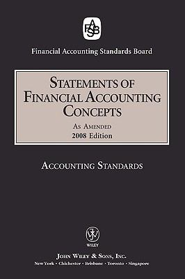 FASB Statement of Concepts 2008