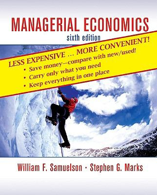 Managerial Economics (Looseleaf)