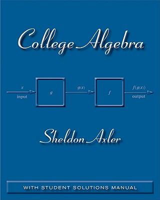 College Algebra First Edition