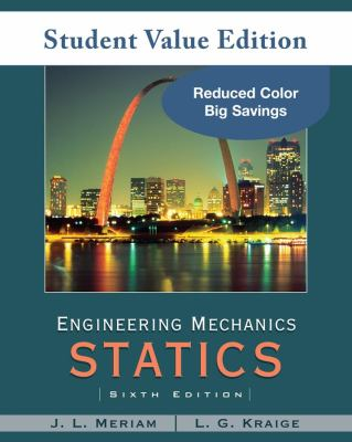 Engineering Mechanics: Statics, Student Value Edition