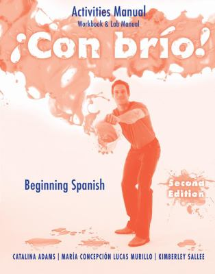 Con bro! 2nd Edition Activities Manual (Spanish Edition)