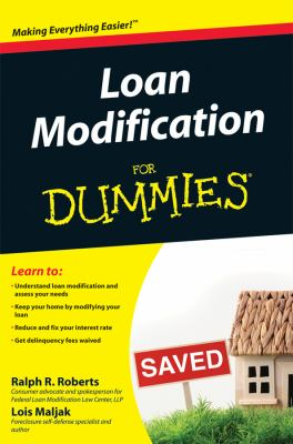 Loan Modification For Dummies (For Dummies (Business & Personal Finance))