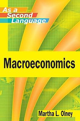 Macroeconomics as a Second Language