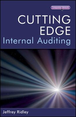 Cutting Edge Internal Auditing, with CD-ROM