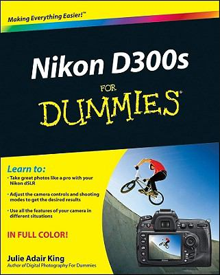 Nikon D300s For Dummies (For Dummies (Computer/Tech))