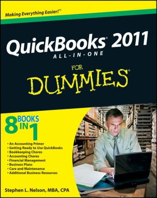 "QuickBooks ""X"" All-in-One For Dummies (For Dummies (Computer/Tech))"