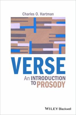 Verse : An Introduction to Prosody