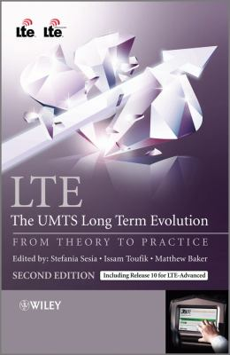 LTE : The UMTS Long Term Evolution - From Theory to Practice