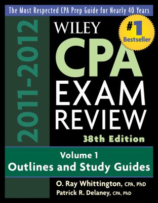 Wiley CPA Examination Review 2010-2011
