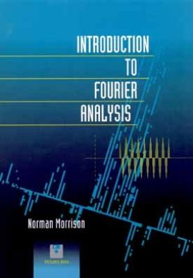 Introduction to Fourier Analysis/Book and 2 Disks