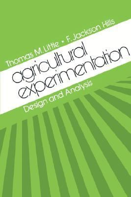 Agricultural Experimentation Design and Analysis