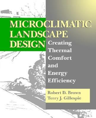 Microclimatic Landscape Design Creating Thermal Comfort and Energy Efficiency