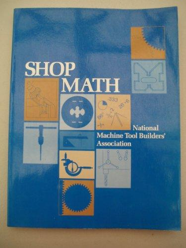 Nmtba Shop Math (NMTBA shop practices series)
