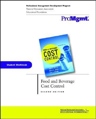 Food and Beverage Cost Control Workbook