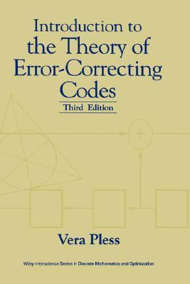 Introduction to the Theory of Error-Correcting Codes