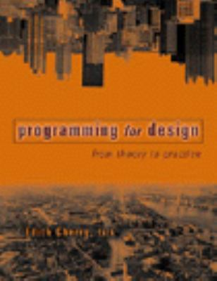 Programming for Design From Theory to Practice