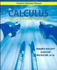 Calculus: Single and Multivariable, 2E, Student Solutions Manual