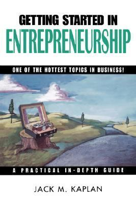 Getting Started in Entrepreneurship
