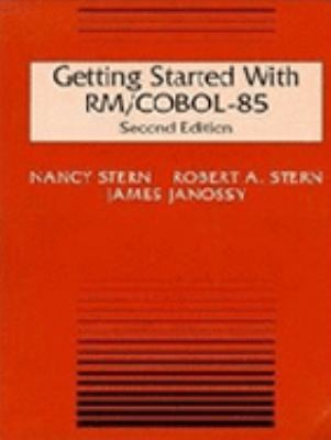 Getting Started with RM/COBOL Second Edition