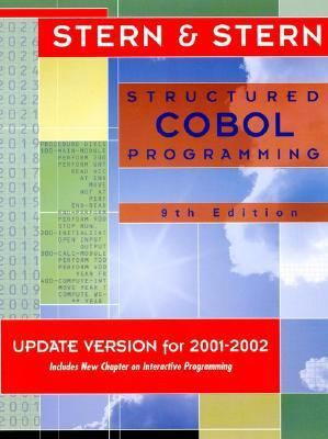 Structured Cobol Programming Update Version for 2001-2002