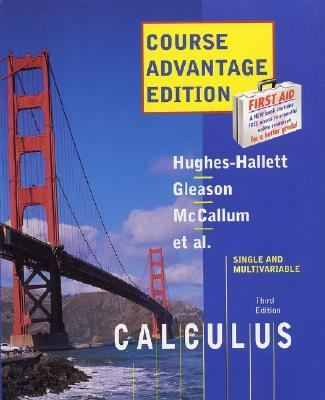 Calculus Single and Multivariable  Course Advantage